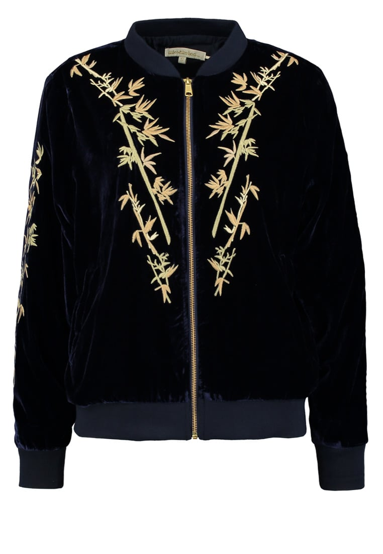 Little White Lies Kurtka Bomber navy - LWL-901
