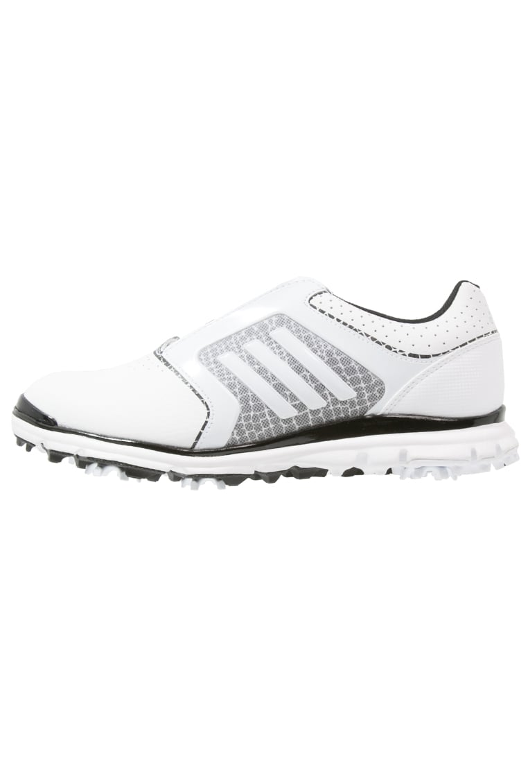 adidas Golf ADISTAR TOUR BOA Buty do golfa white/core black - F33491
