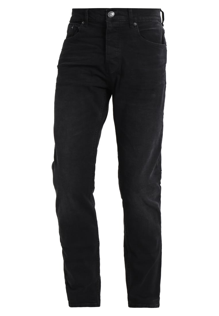 Burton Menswear London USED Jeansy Relaxed Fit black - 12A01MBLK; 12A16LBLK; 12A02LBLK; 12P02KBLK