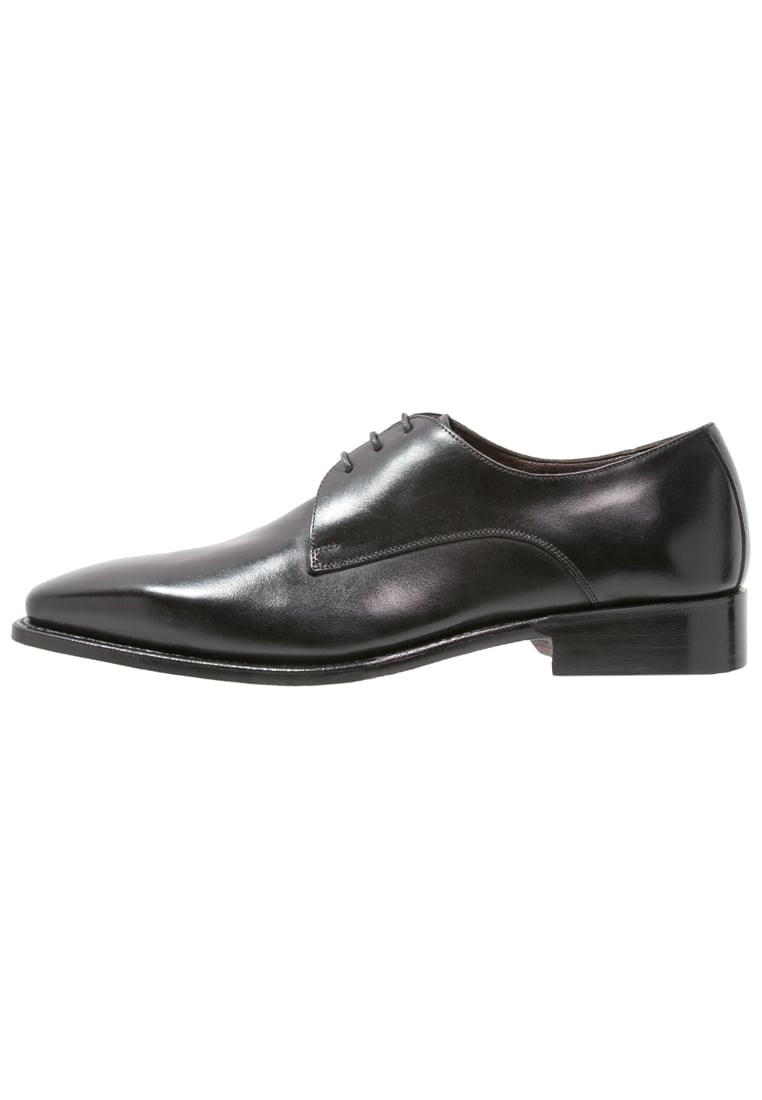 Prime Shoes GLASGOW Oksfordki black - PS Glasgow