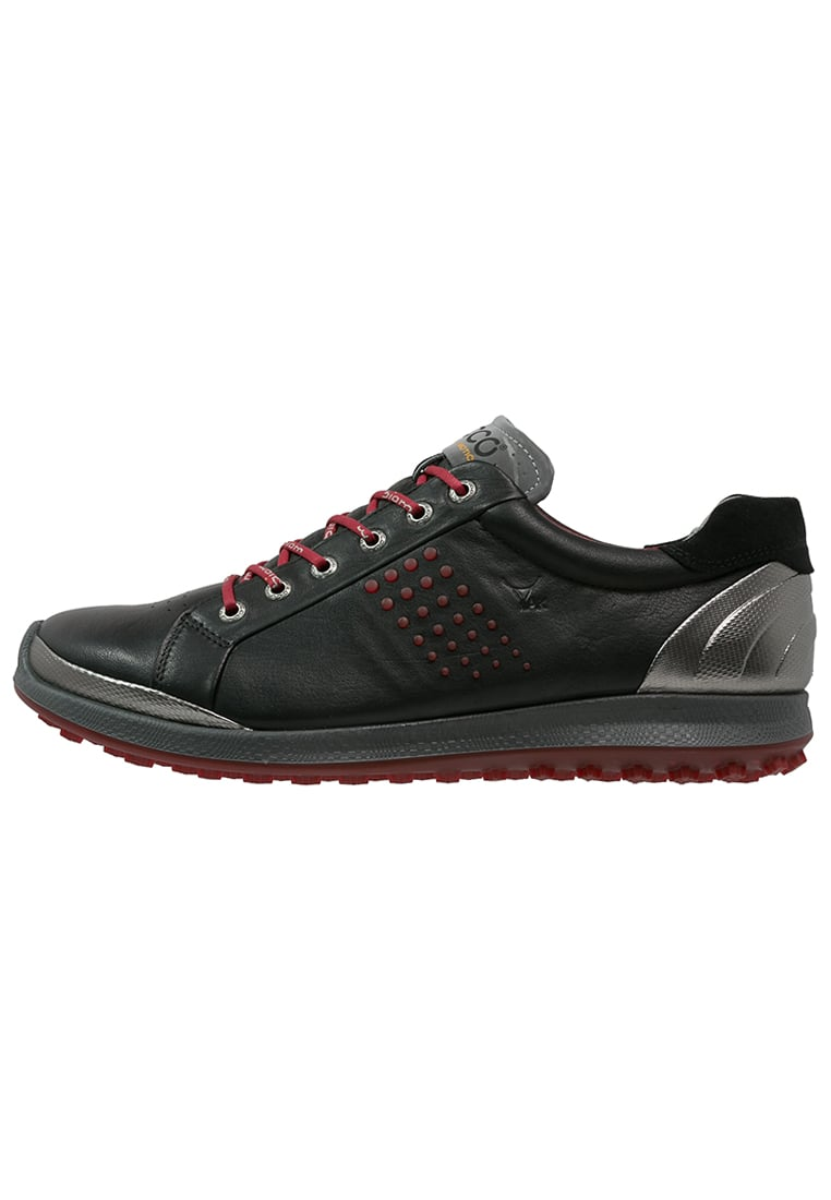 ecco BIOM HYBRID 2 Buty do golfa black/brick - 151514