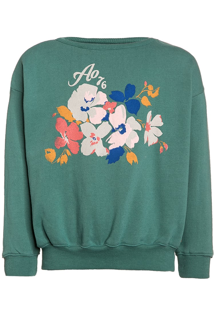 American Outfitters Bluza teal - 216-1211-10