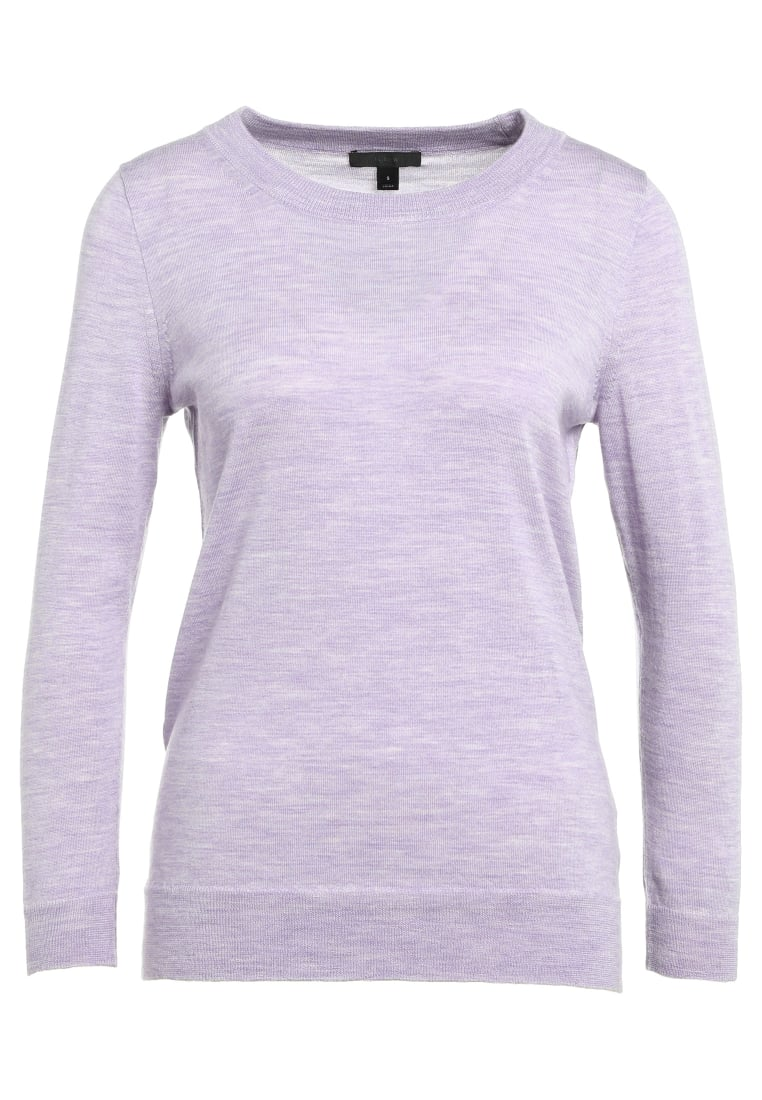 J.CREW TIPPI Sweter heather lilac