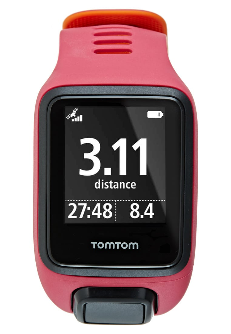 TomTom RUNNER 3 CARDIO Zegarek orange - 40-29-3267