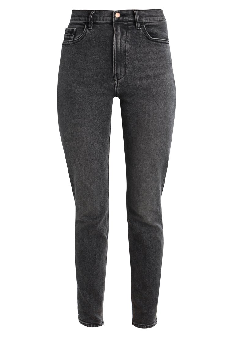 Calvin Klein Jeans HIGH RISE Jeansy Relaxed Fit cavern - J20J206627
