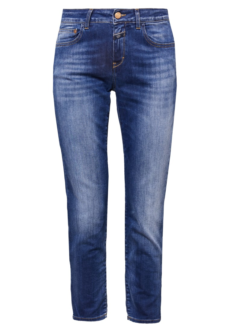 CLOSED BAKER Jeansy Slim fit easy blue wash - C91833-0D3-W7