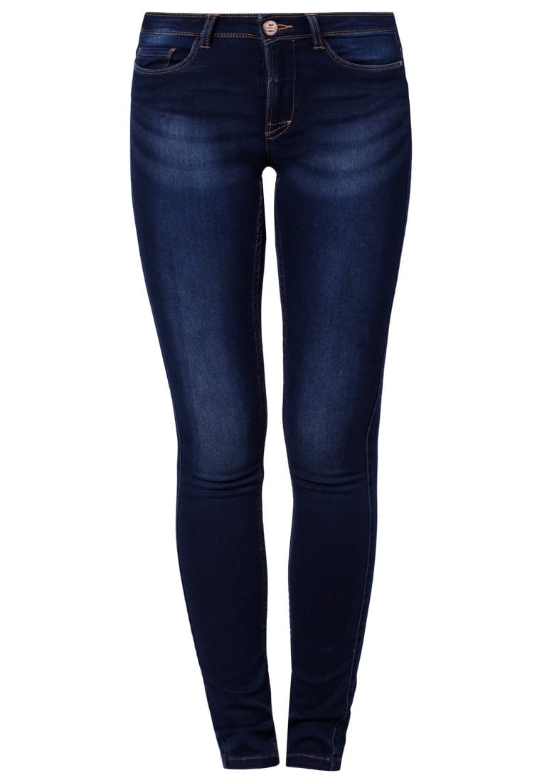 ONLY ULTIMATE Jeansy Slim Fit dark blue denim