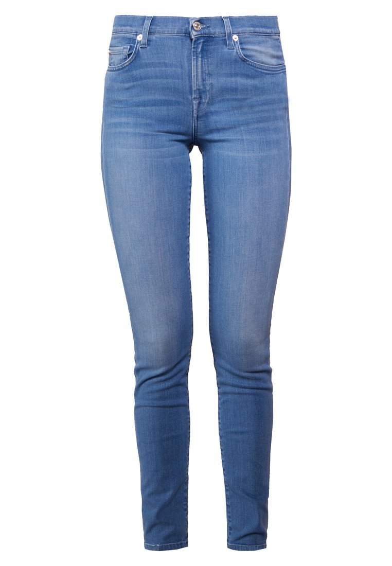 7 for all mankind Jeansy Slim Fit illusion luxe riviera - JSWTR710