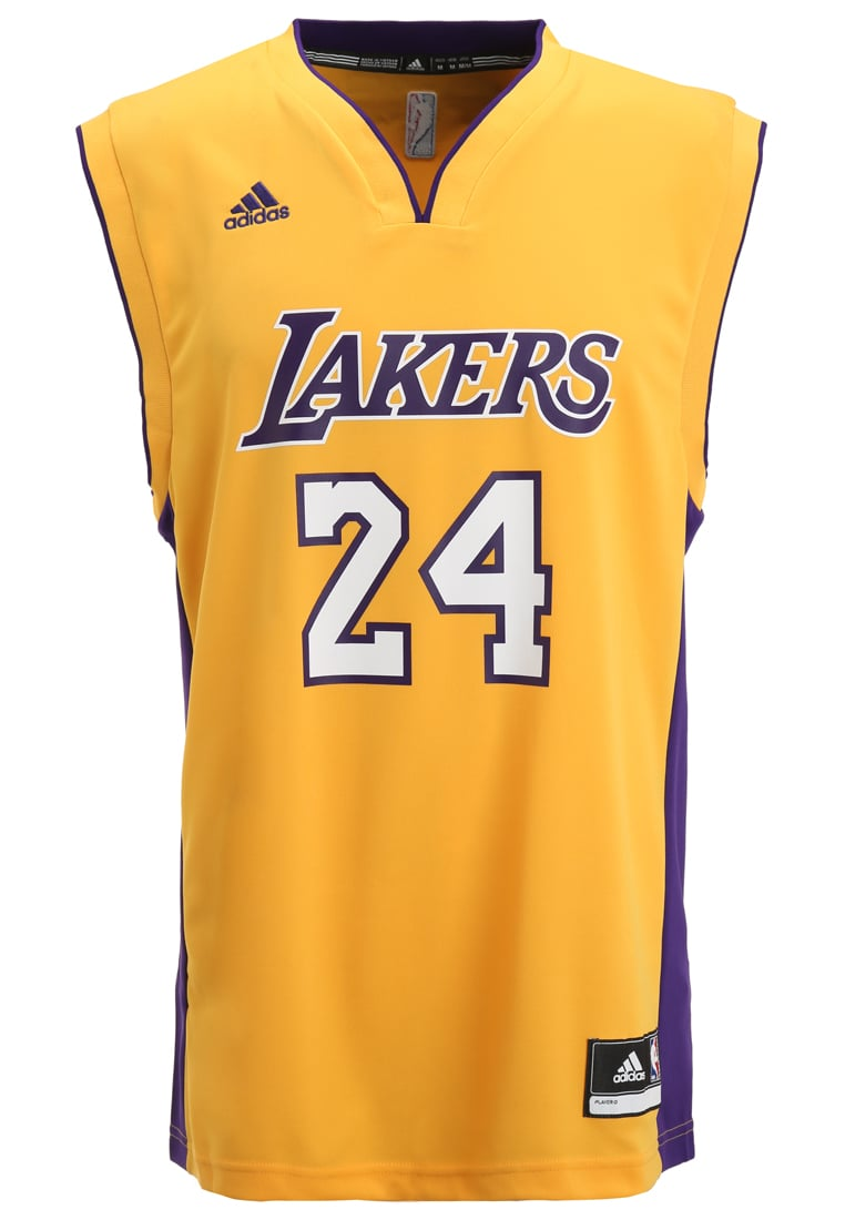 adidas Performance INT REPLICA Artykuły klubowe NBA LOS ANGELES LAKERS - FL728