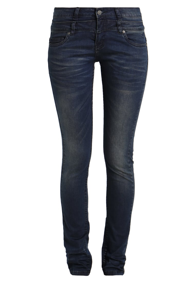 Circle of Trust DNIMES Jeansy Slim fit dark blue