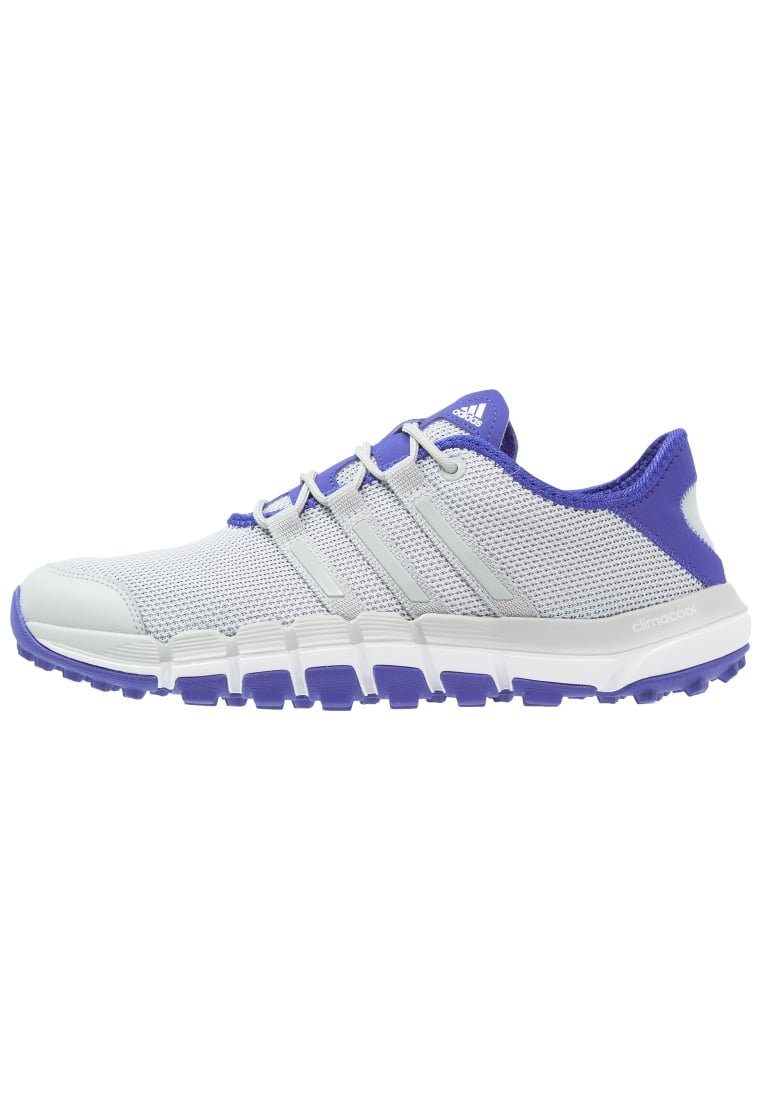 adidas Performance CLIMACOOL Buty do golfa clear onix/collegiate royal - F33525