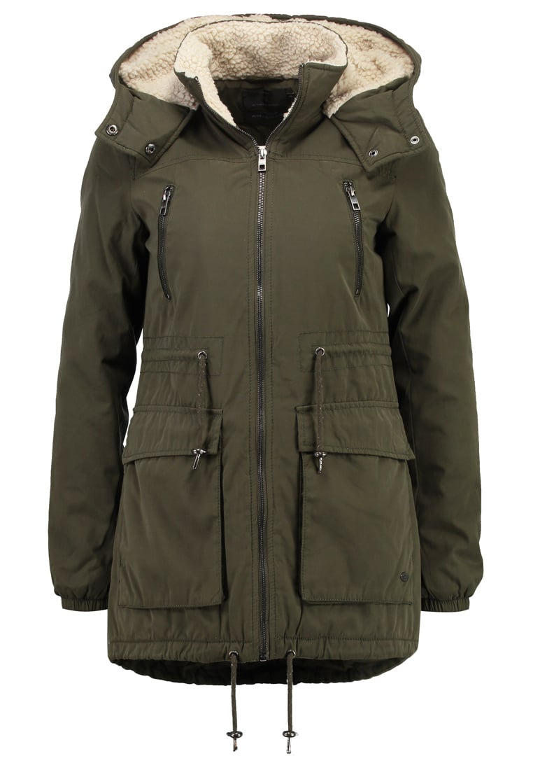 Only Petite ONLANNA Parka peat - 15124511