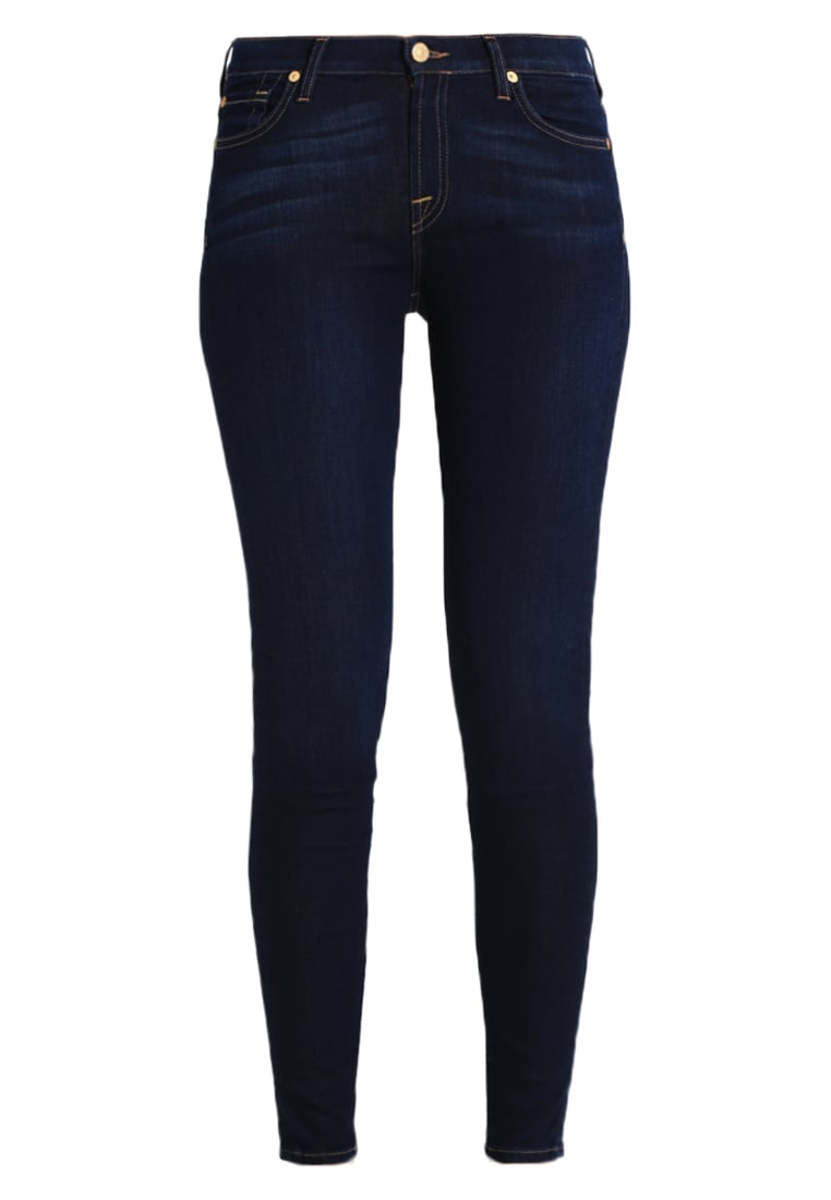 7 for all mankind Jeans Skinny Fit bare rinsed indigo - SWT8870