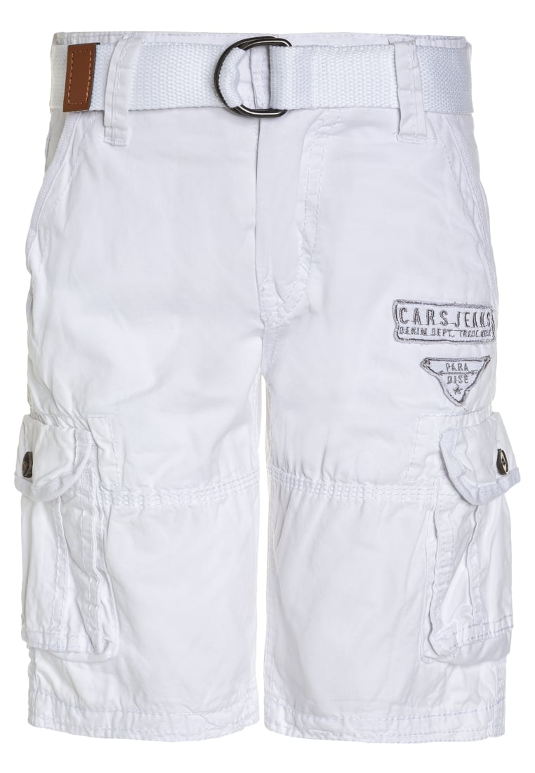 Cars Jeans ALIX Szorty white - 38078