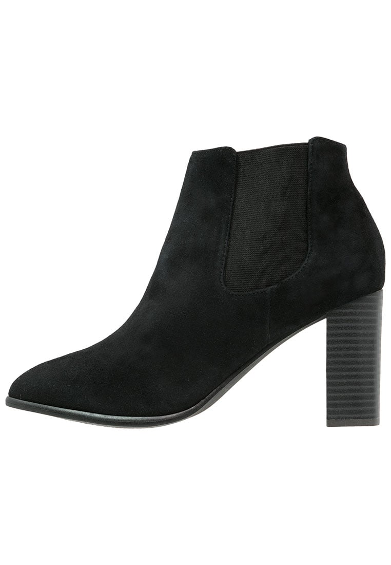 Bianco Ankle boot black - 26-49226