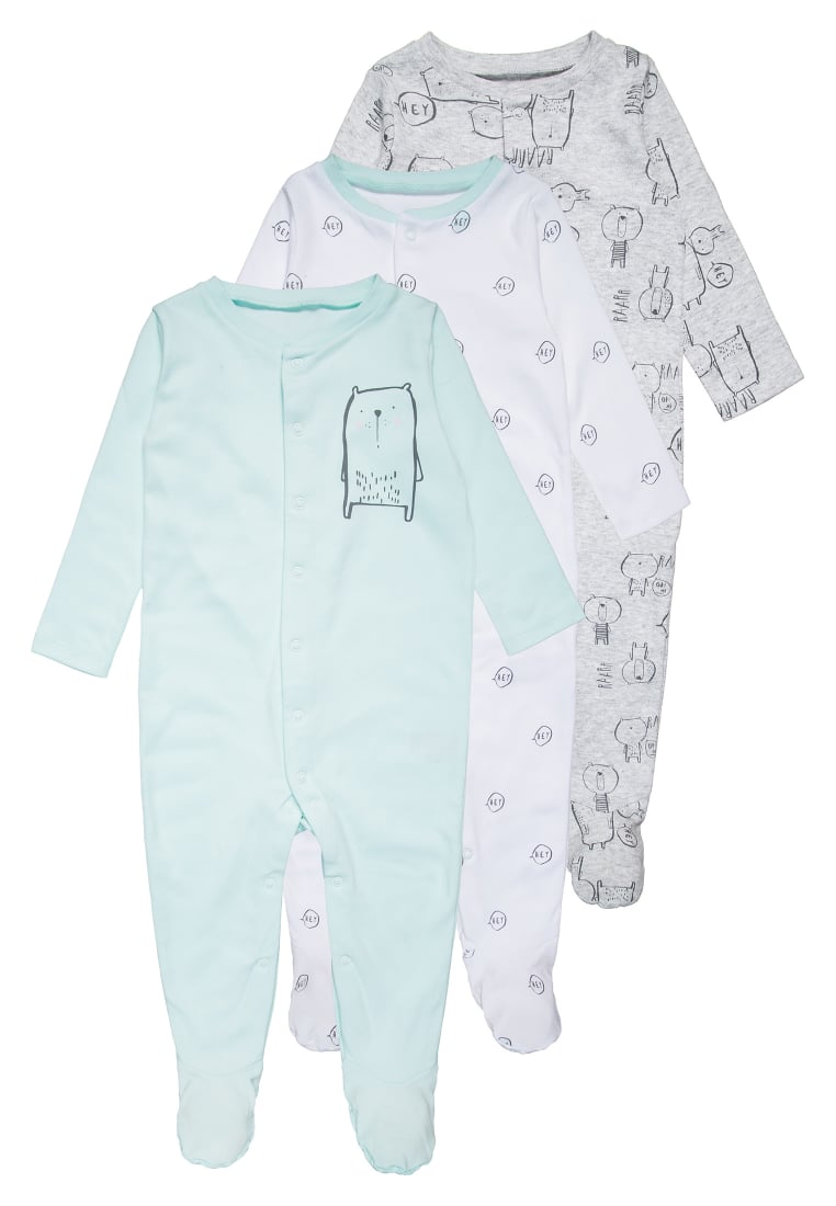 mothercare 3 PACK Piżama pastels - LC710