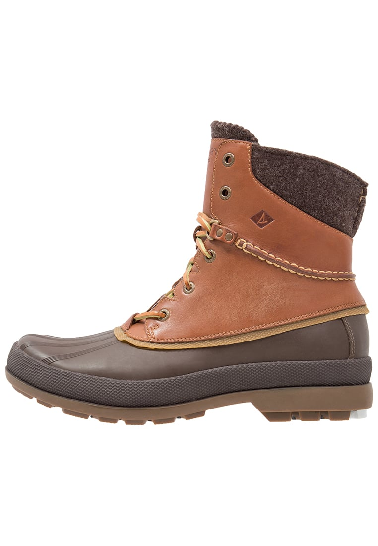 Sperry COLD BAY Botki sznurowane tan/brown - STS14383