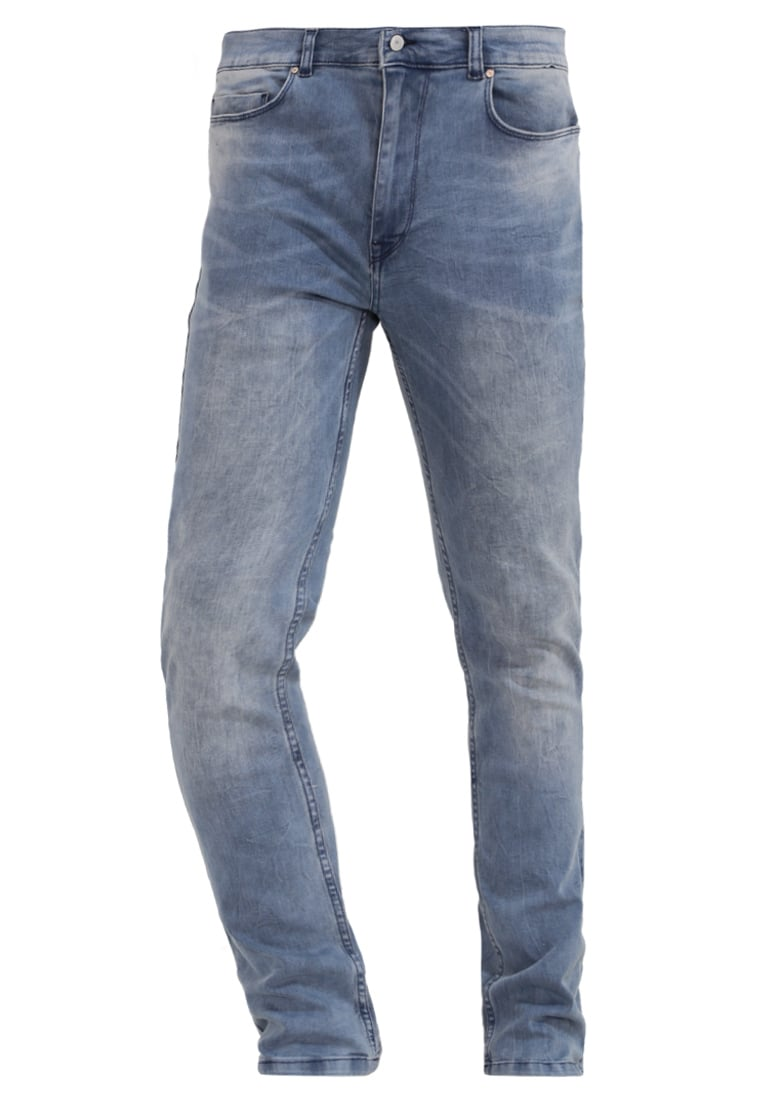 Antioch Jeansy Slim fit 90s vintage wash - ANMDN0100LNG