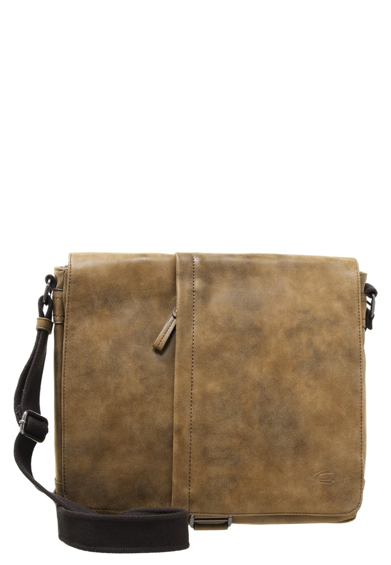 camel active HAMPTON Torba na ramię brown - 215 602