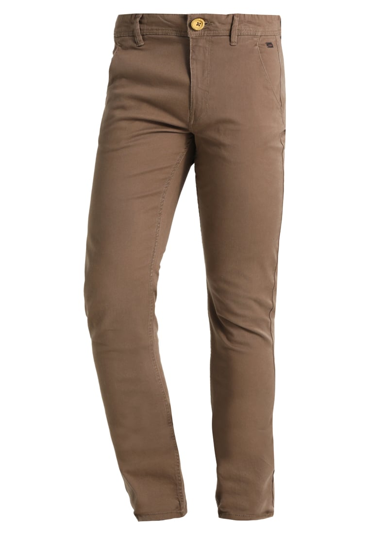 Blend SLIM FIT Chinosy mocca brown - 20703472