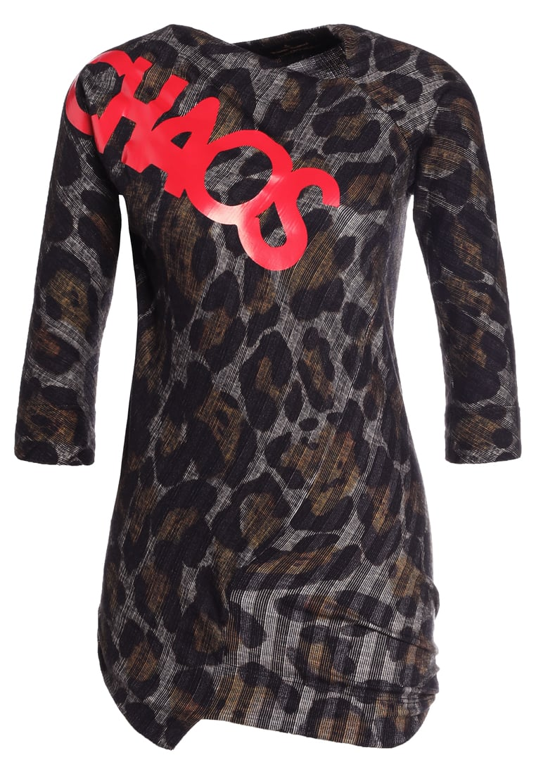 Vivienne Westwood Anglomania ACCIDENT Bluza black - 8024 171