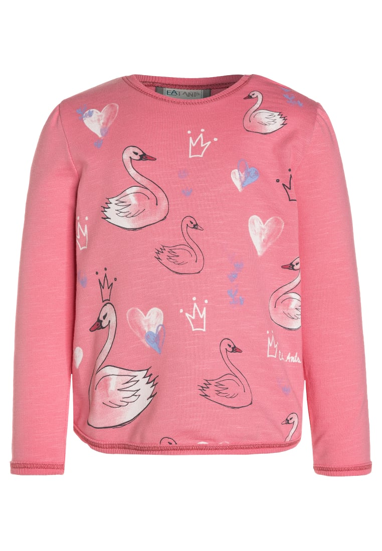 Eat ants by Sanetta Bluza faded pink - 113950