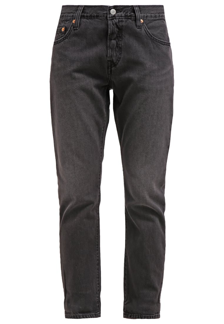 Levi's® 501 CT Jeansy Relaxed fit fading coal - 17804