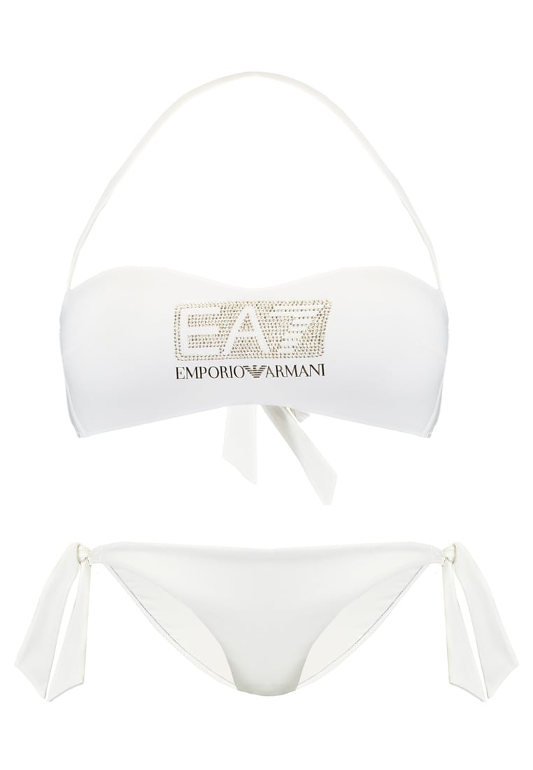 EA7 Emporio Armani SEA WORLD Bikini white - 911001-7P402