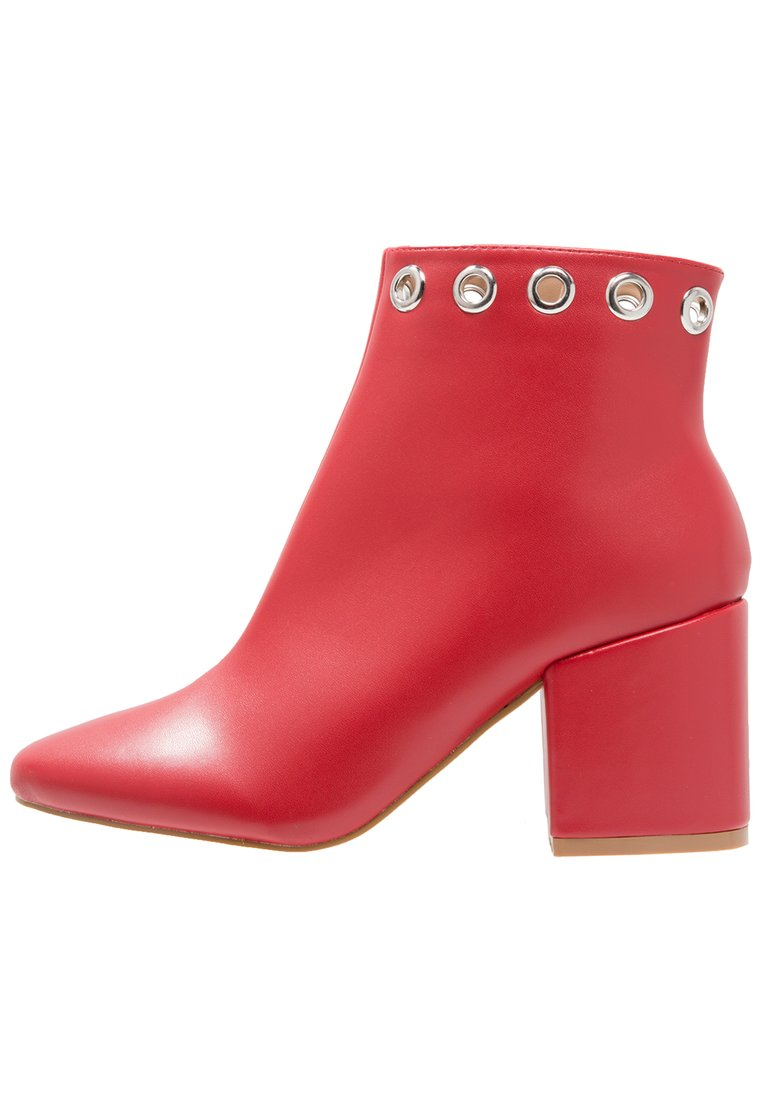 RAID Ankle boot red - BOOTIE-1