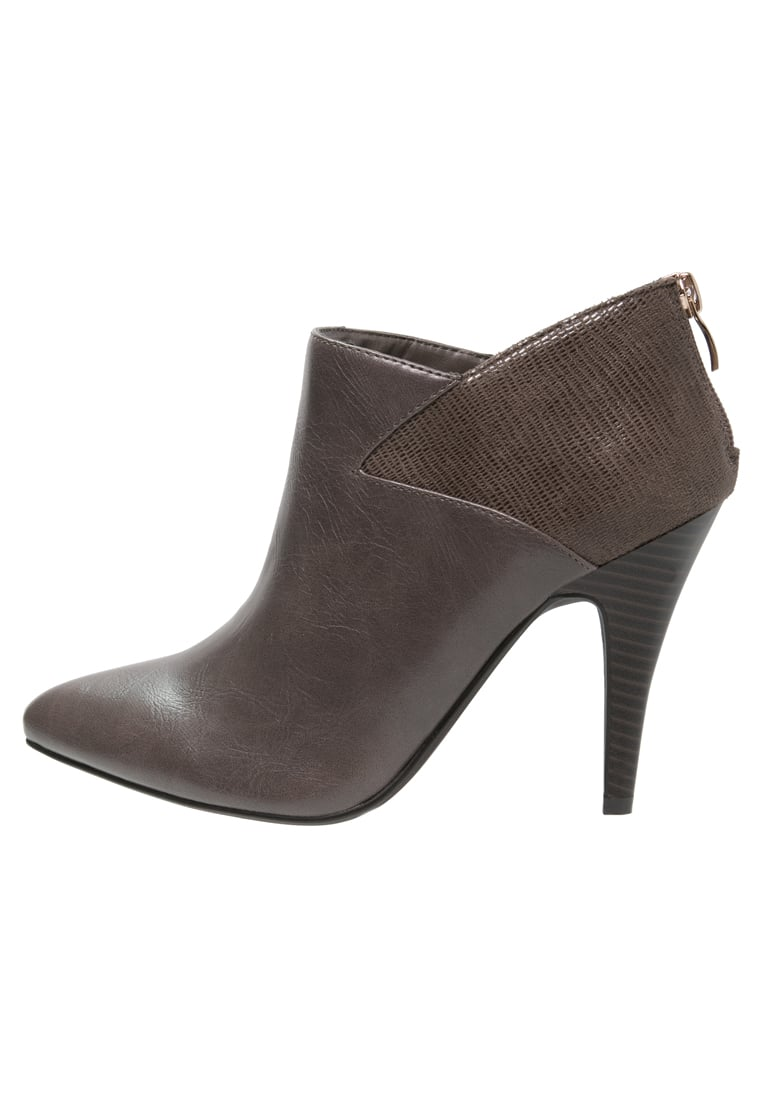 Divine Factory Ankle boot taupe - TDF2714