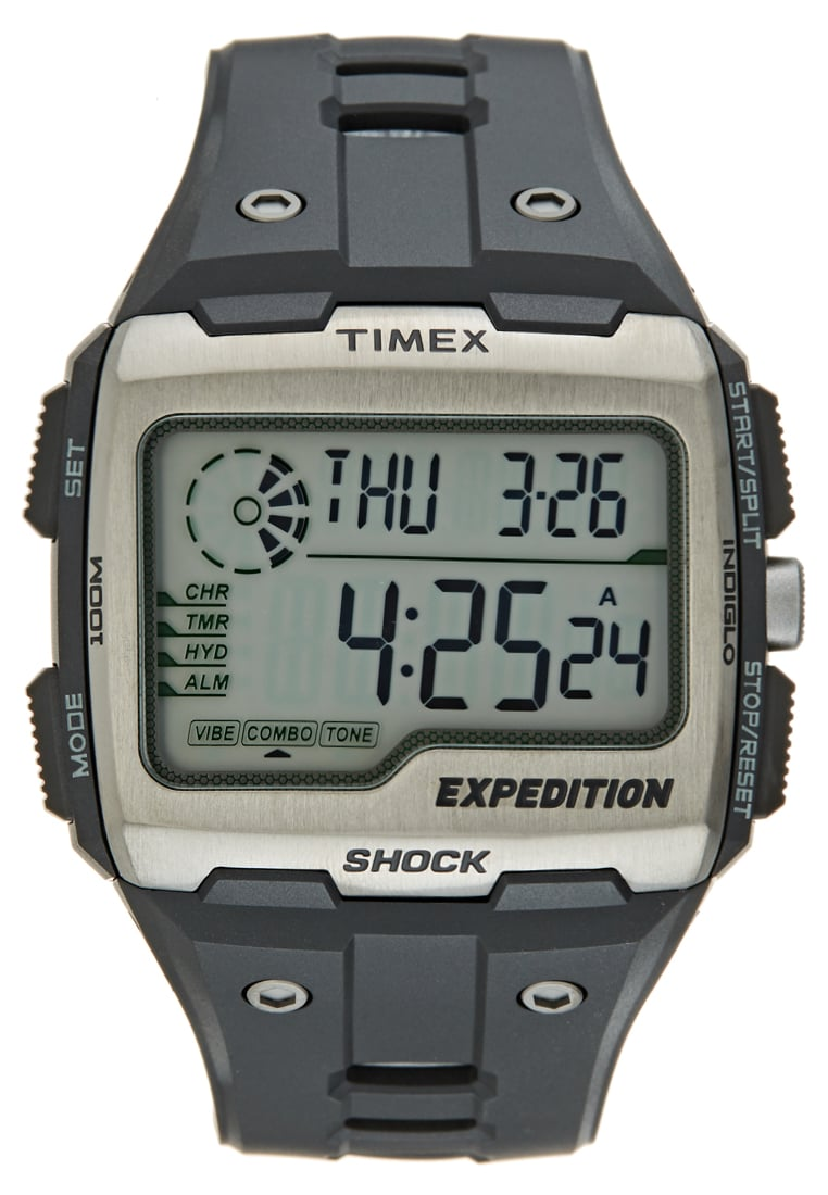 Timex EXPEDITION GRID SHOCK Zegarek cyfrowy black - TW4B02500