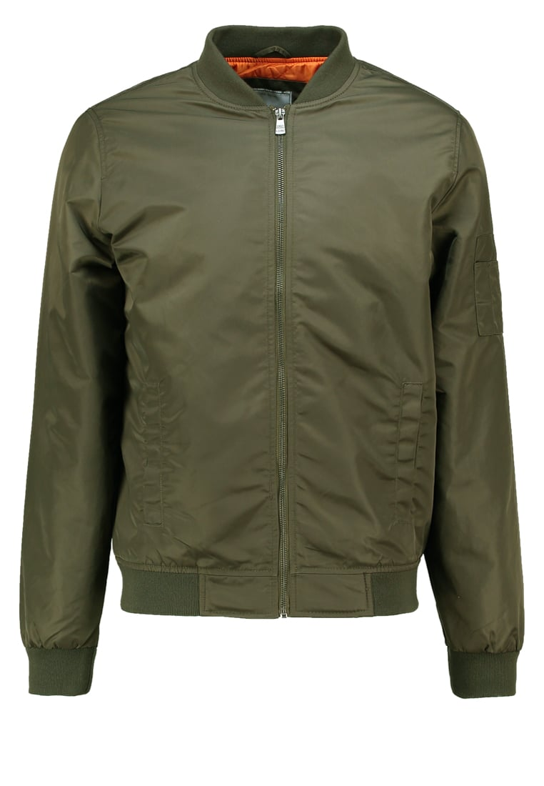 Only & Sons ONSABAS Kurtka Bomber forest night - 22004409