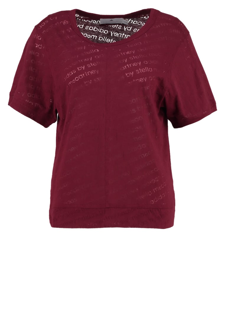 adidas by Stella McCartney THE COOL Tshirt z nadrukiem cherry wood - MMK54