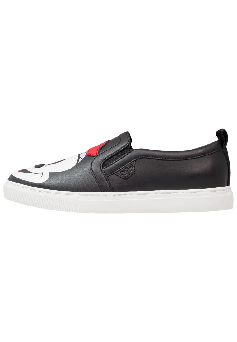 MOA Master of Arts DISNEY Tenisówki i Trampki black - MD39 Disney Loafer Mix
