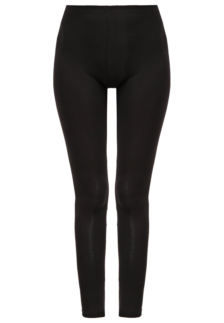 New Look 2 PACK Legginsy black - 3508785