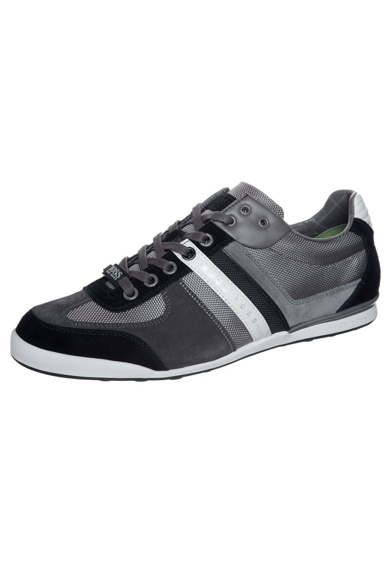BOSS Green AKEEN Tenisówki i Trampki medium grey - 50247604