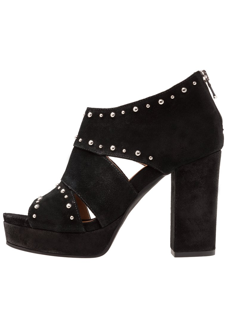 Janet Sport Ankle boot bahamas nero - 41910-853P