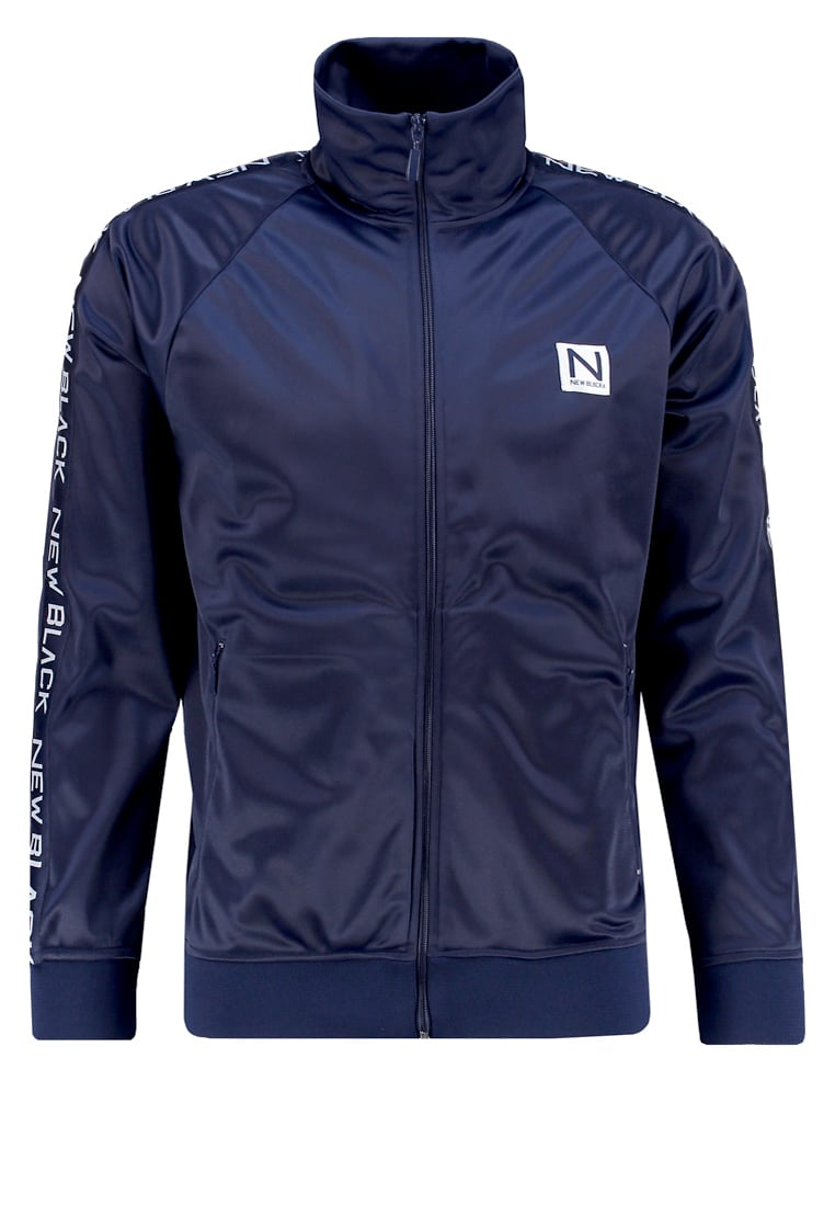 New Black TONY Kurtka sportowa midnight blue - Tony Tracksuit Jacket