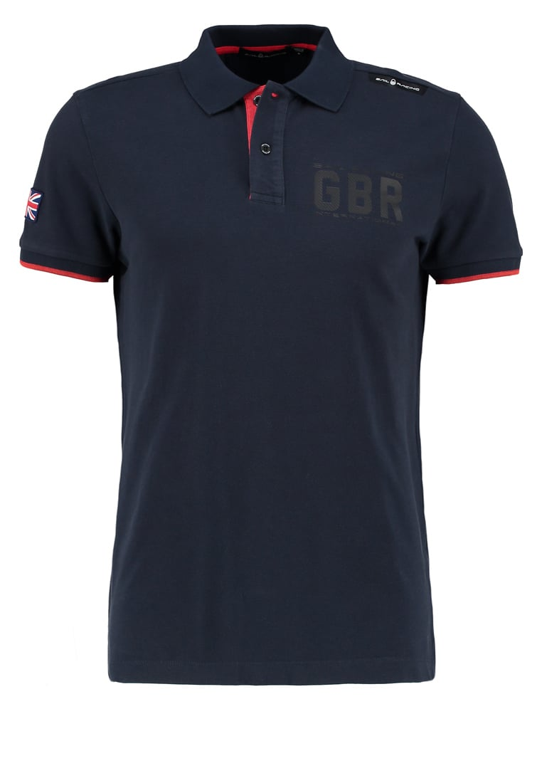 Sail Racing INTERNATIONAL Koszulka polo navy - 1711515