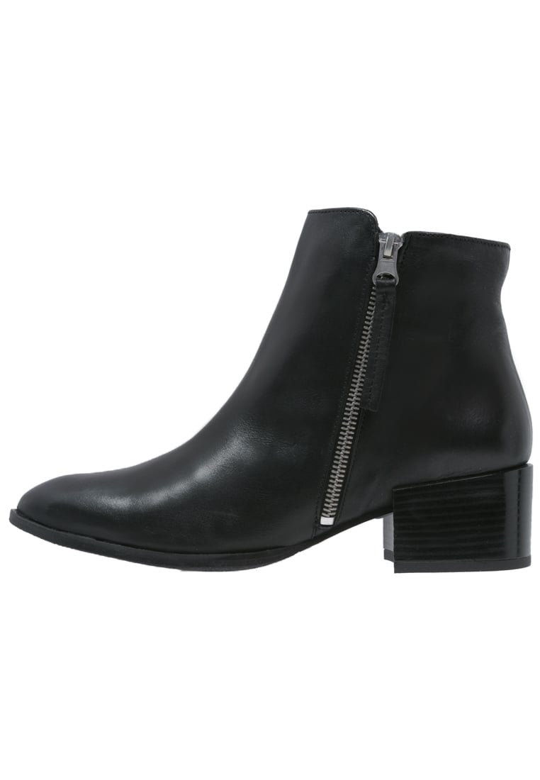 Bianco Ankle boot black - 26-48960