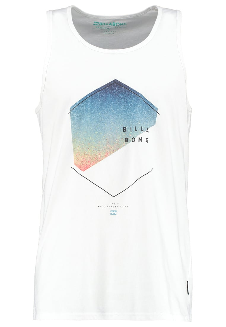Billabong ENTER CORE FIT Top white - C1SG03