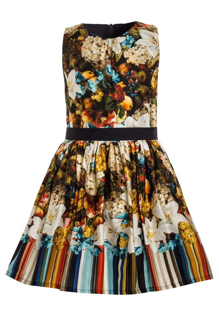 Jottum DRESS SASEBO Sukienka koktajlowa multicolour - 63707707
