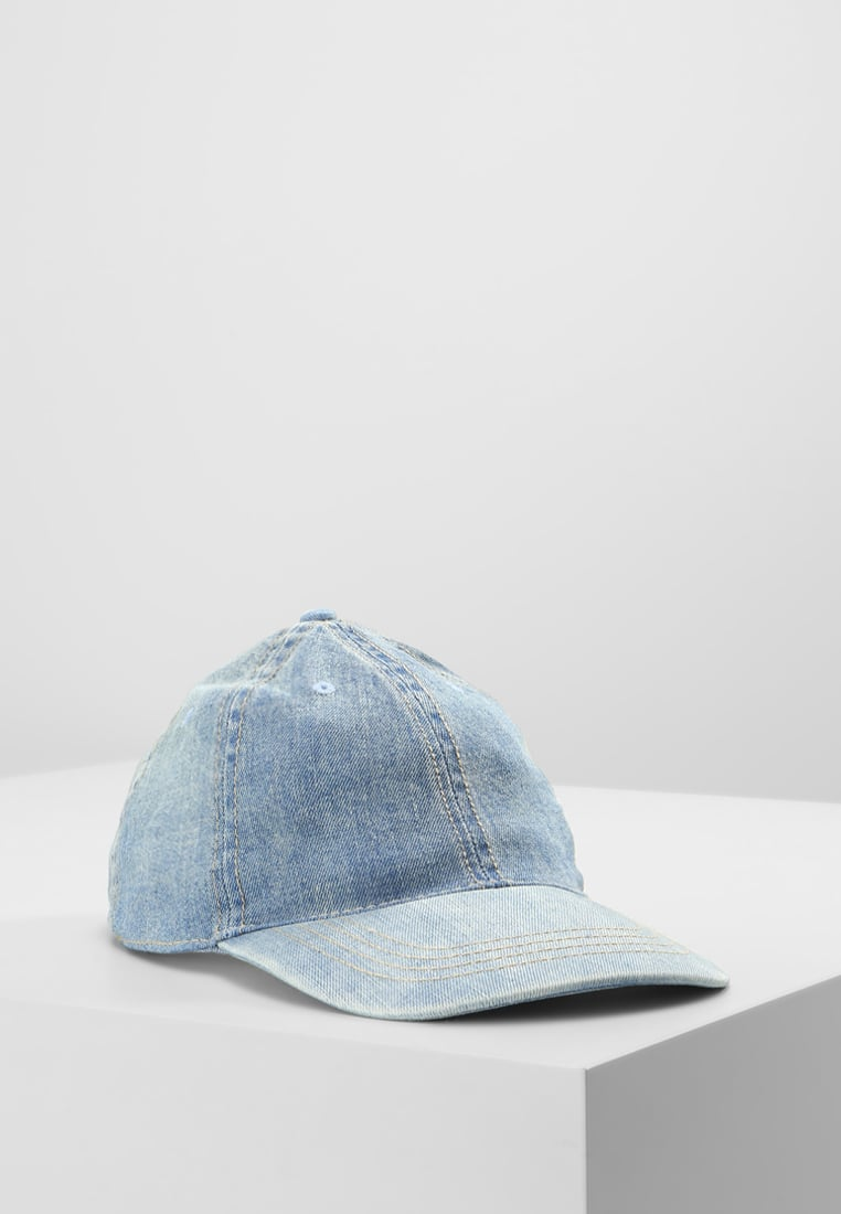 Hollister Co. BASEBALL Czapka z daszkiem light denim - KI354-7156-438355
