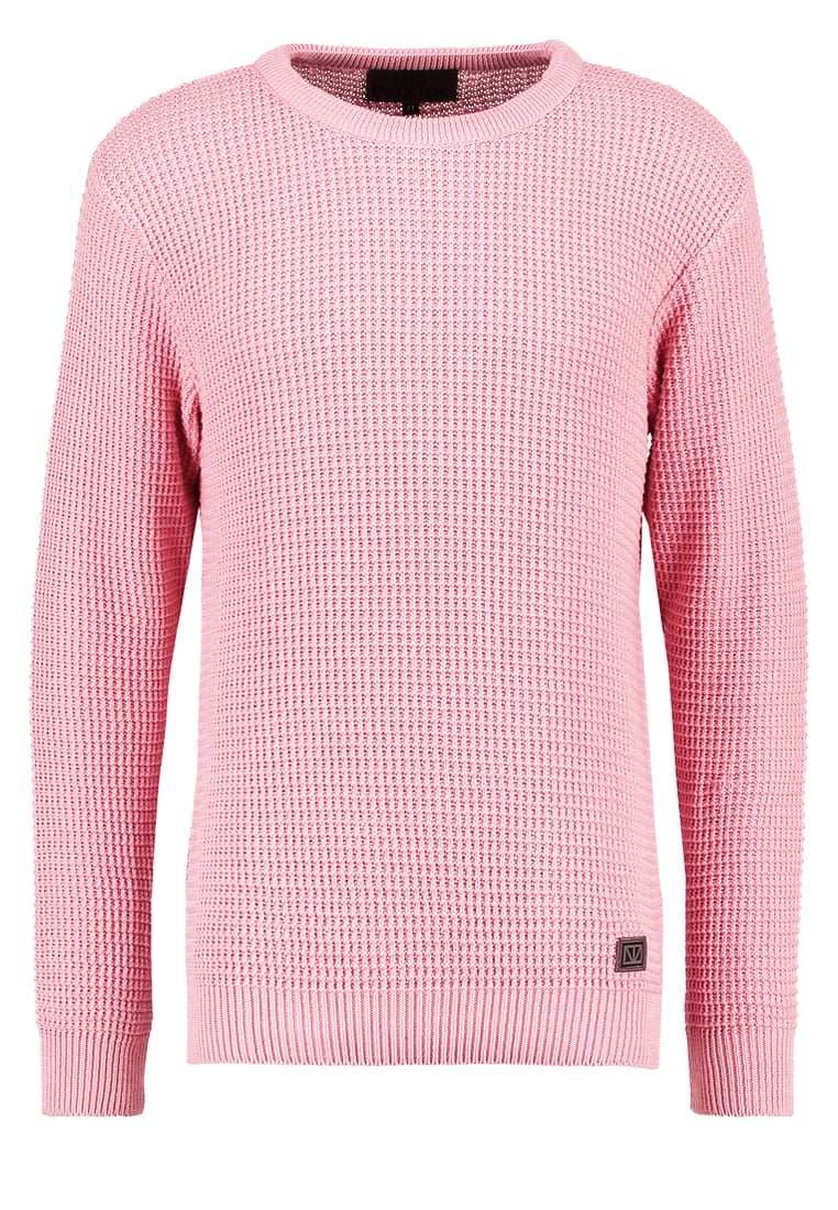 Brixtol REED Sweter pink dust - 14052