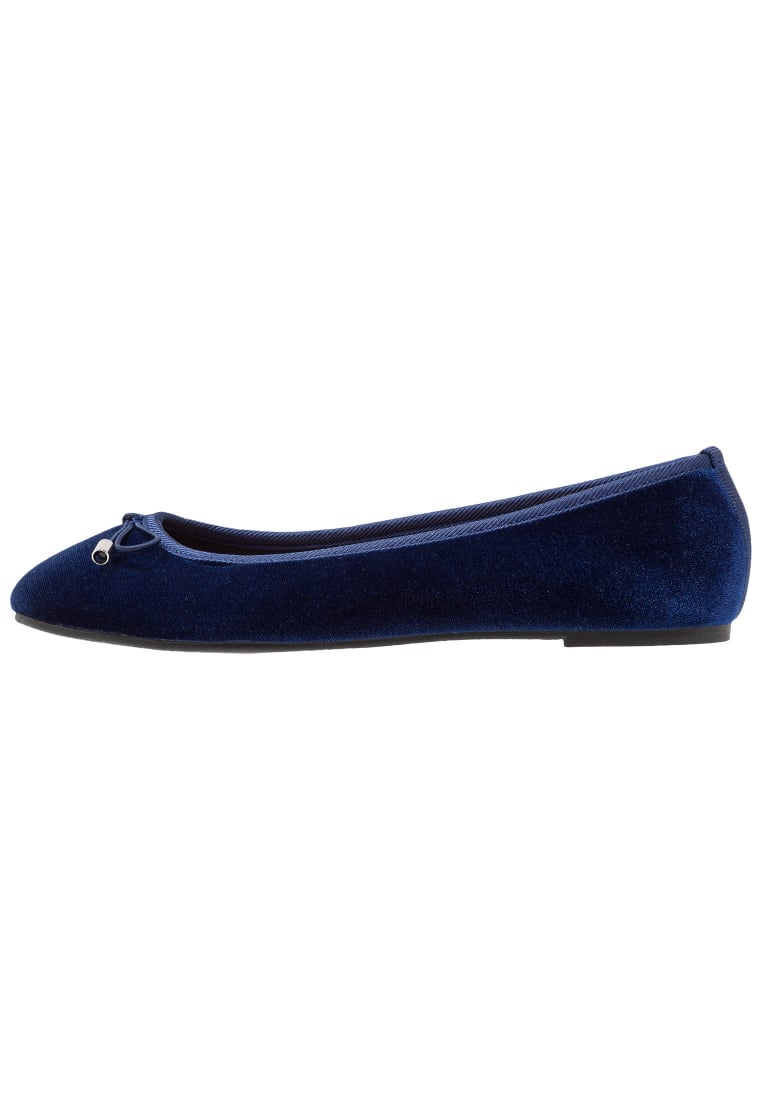 Dorothy Perkins Wide Fit Baleriny navy - 35268530, 35268527, 35268523