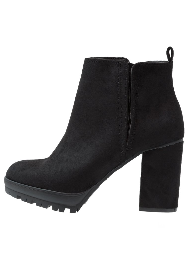 New Look Wide Fit WIDE FIT BETTA Ankle boot black - 5531980