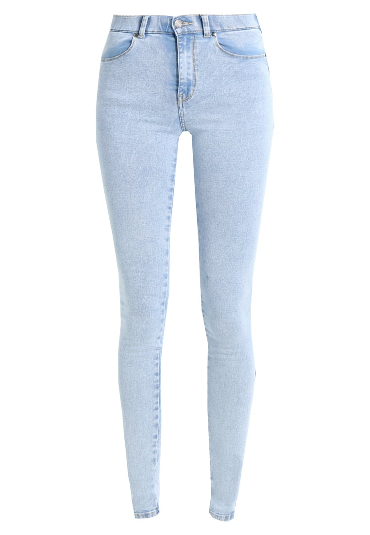 Dr.Denim Tall LEXY TALL MID RISE SKINNY Jeans Skinny Fit 80's stone - Lexy