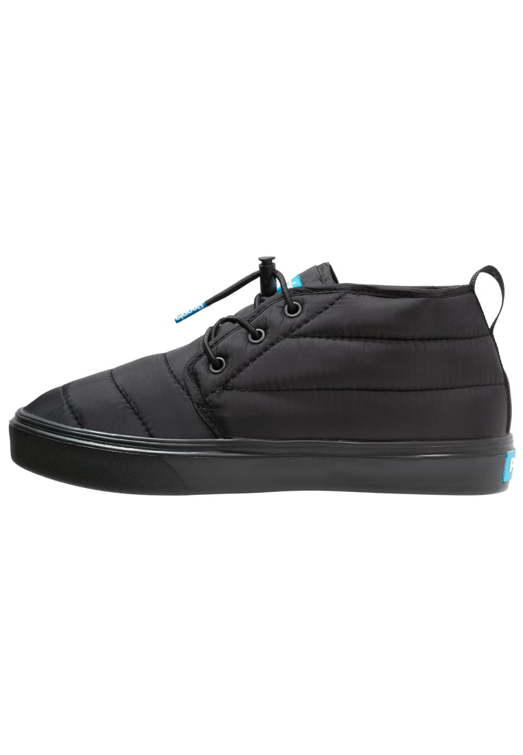 People Footwear CYPRESS Tenisówki i Trampki wysokie really black - NC08