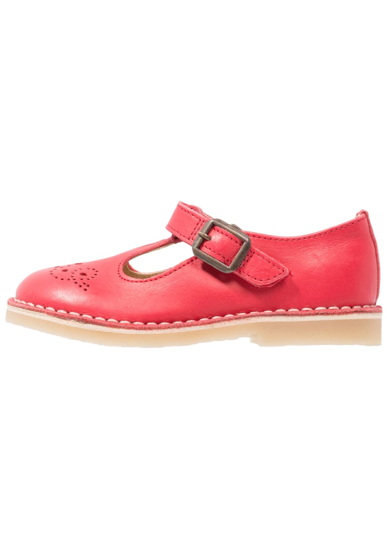 Young Soles PENNY Baleriny z zapięciem rouge red - Penny T-Bar Shoe