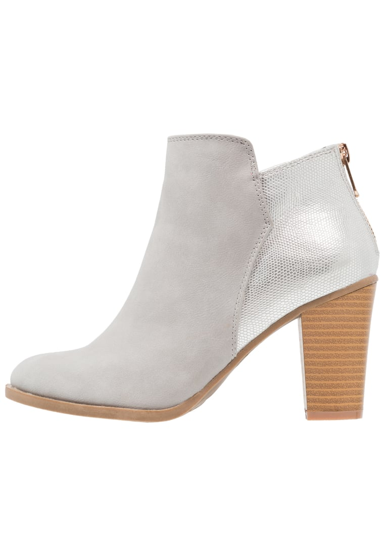 H.I.S Ankle boot grey - 45031